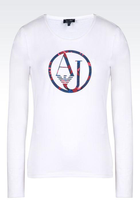 Ženy - Dámské triko Armani Jeans 6X5T04.0192