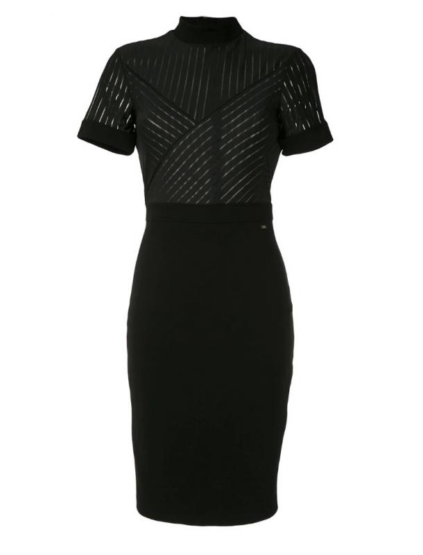 Novinky 2020 - Dámské šaty Armani Exchange 6GYA75.YJ48Z