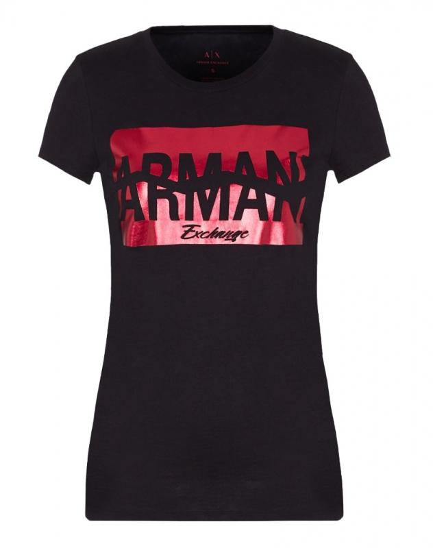 Novinky 2021 - Dámské triko Armani Exchange 6GYTAB.YJG3Z