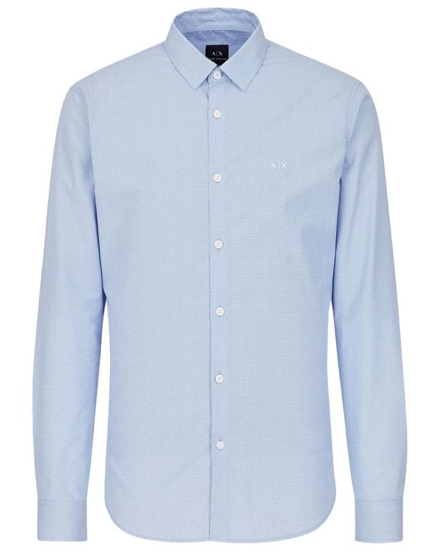 Muži - Pánská košile Armani Exchange 6HZC12.ZNQXZ