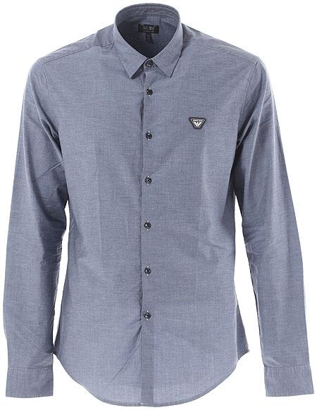 Muži - Pánská košile Armani Jeans 6X6C09