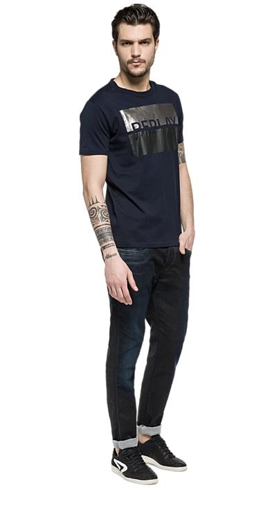 Muži - Pánské triko Replay M3089.0002660.694