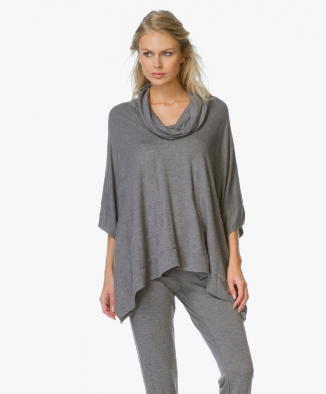 Výprodej až 50% - Dámská pyžamová mikina Calvin Klein QS5501E-038