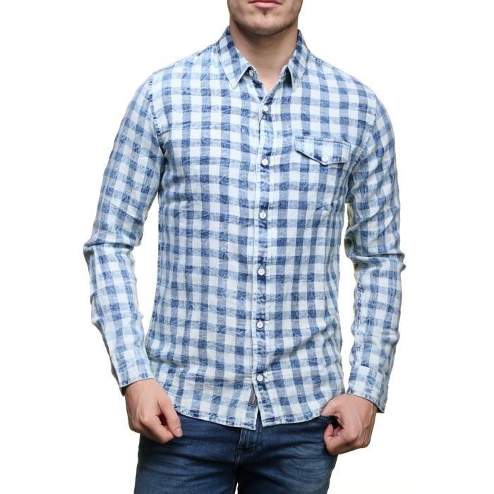 Pánská košile Calvin Klein J30J301074.498  a811dd43ef