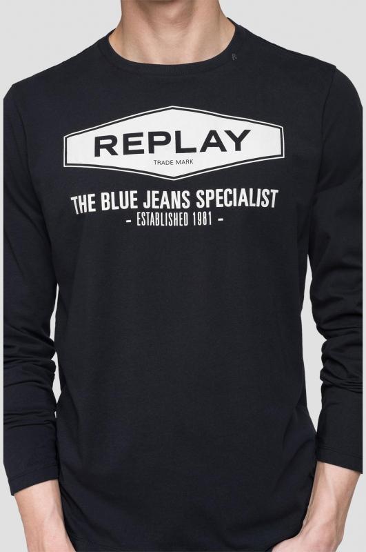 Muži - Pánské triko Replay M3850.0002660