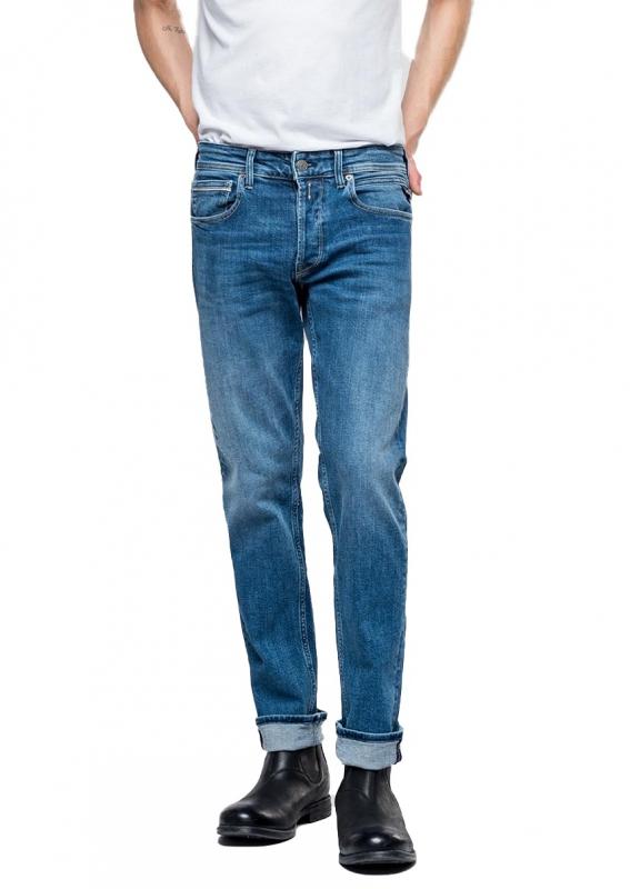 Novinky 2021 - Pánské džíny Replay MA972.000213586
