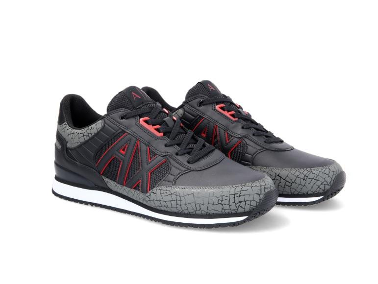 Výprodej až 50% - Pánské boty Armani Exchange XUX031.XV200