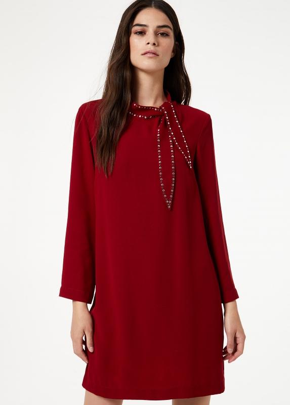 Ženy - Dámské šaty Liu-Jo F69002.T5708
