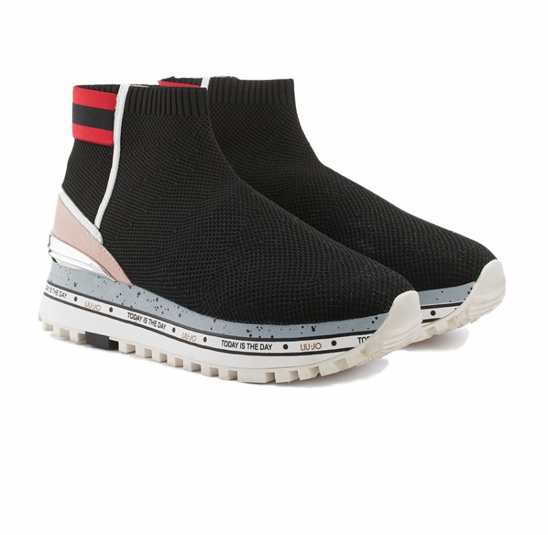 Ženy - Dámské boty Liu-Jo BXX057.TX022
