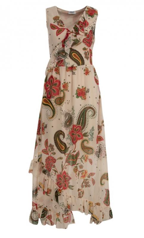 Výprodej až 50% - Dámské šaty Liu-Jo F19018.T0110