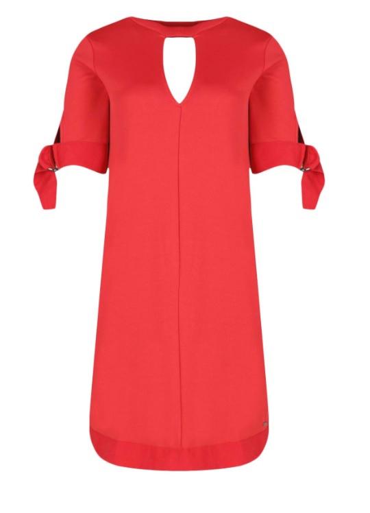 Ženy - Dámské šaty Armani Exchange 3GYA78.YJZ1Z