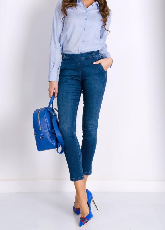 Výprodej až 50% - Dámské džíny Liu-Jo U17017.D4043.77907