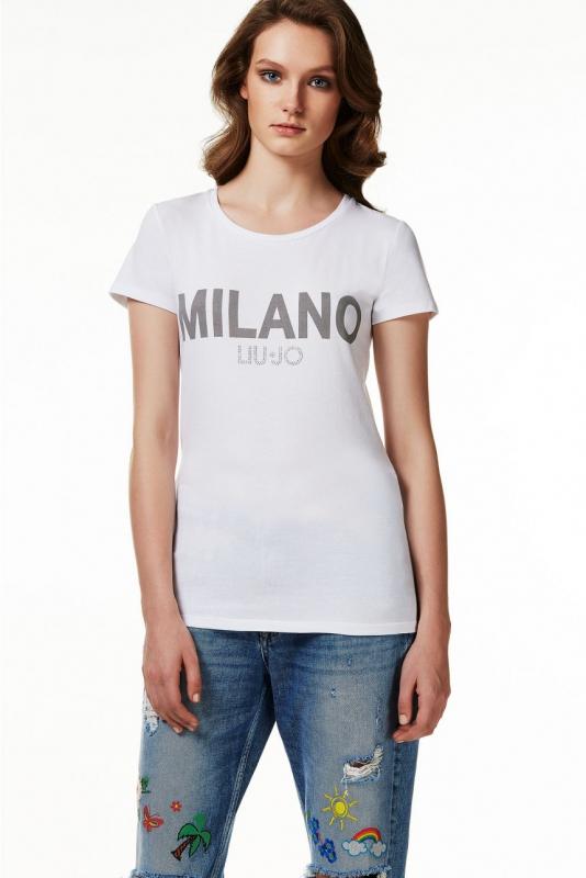 Výprodej až 50% - Dámské triko Liu-Jo W17237.J5003.W9093
