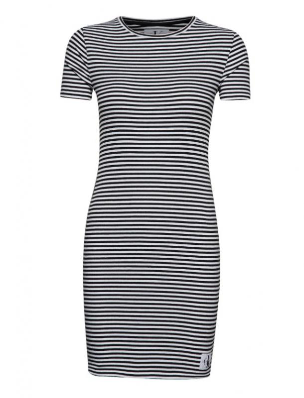 6cc7a84008 Dámské šaty Calvin Klein J20J210388