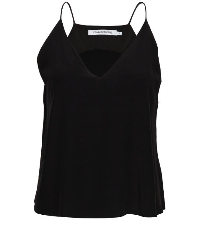Výprodej až 50% - Dámský top Calvin Klein J20J210432