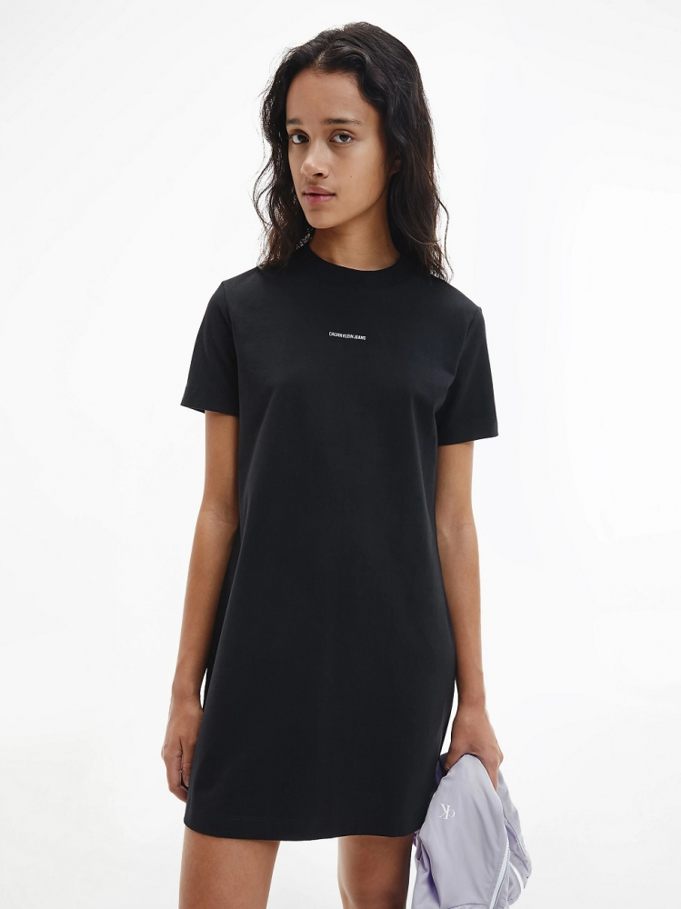 Ženy - Dámské šaty Calvin Klein J20J215654