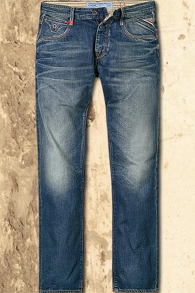Muži - Pánské džíny Replay M923.000118 320 007