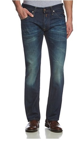 Výprodej až 50% - Pánské džíny Replay MA995.000118220007