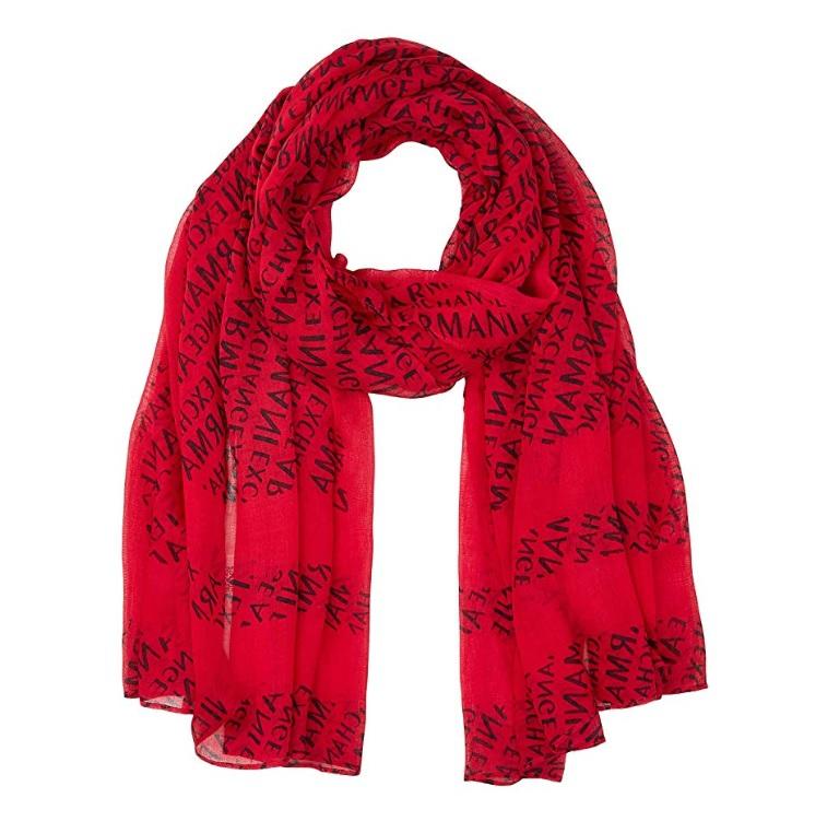 Novinky 2020 - Dámský šátek Armani Exchange 8NY401.YN85Z