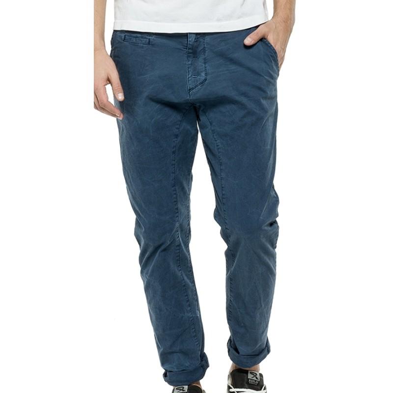 Muži - Pánské kalhoty Replay M9526.00080623R.112
