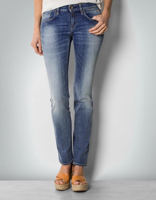 Výprodej až 50% - Dámské džíny Replay WX648.000573580.010