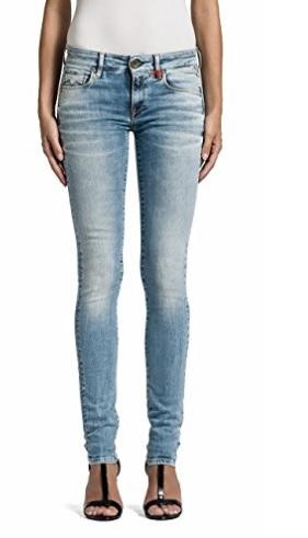 Ženy - Dámské džíny Replay WX613000335561