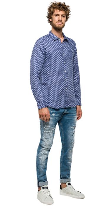 Pánská košile Replay M4913A.00071162.010  68c7362ba4