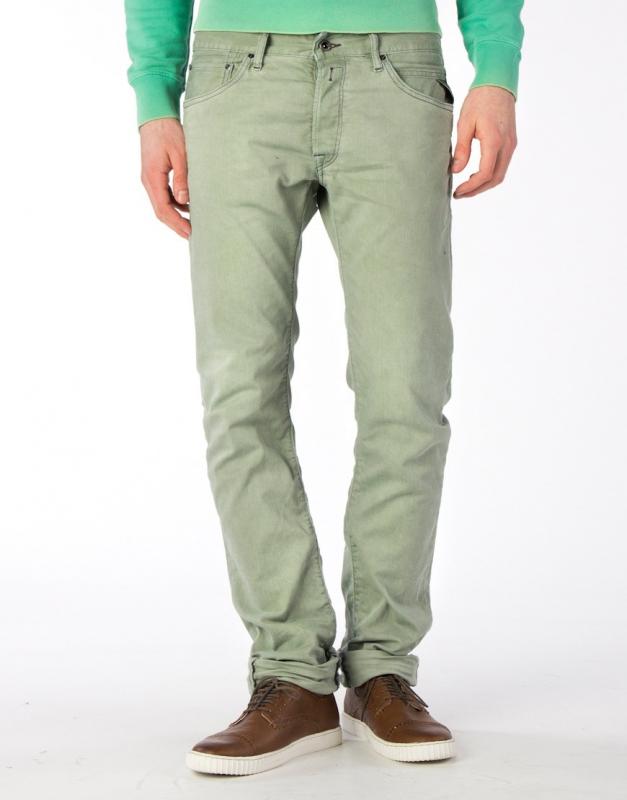 Muži - Pánské kalhoty Replay MA989.0008005214103