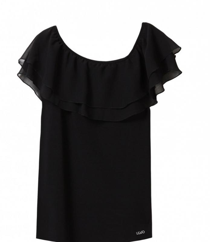 Ženy - Dámské triko Liu-Jo F17041.J9127.A3573