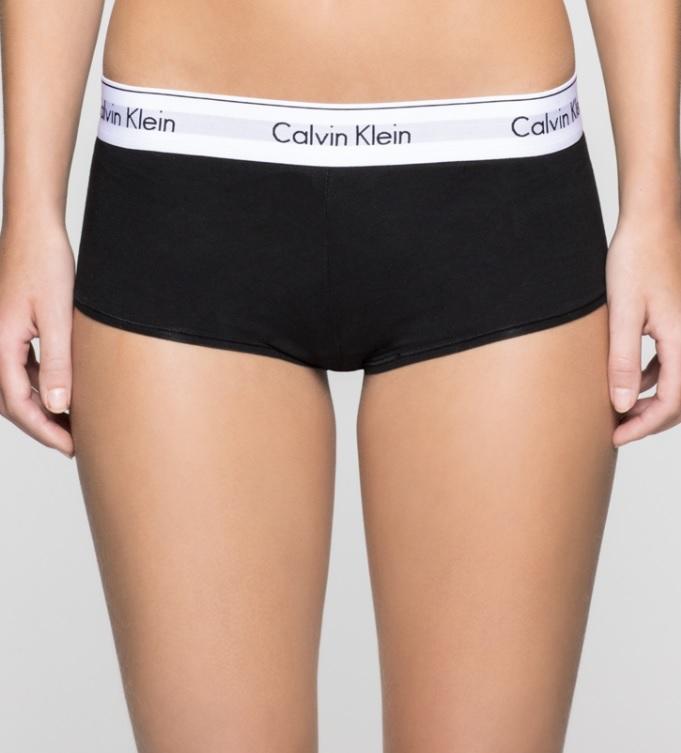 Ženy - Dámské kalhotky Calvin Klein F3788E-001