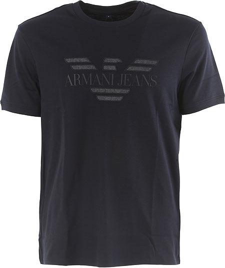 Výprodej až 50% - Pánské tričko Armani Jeans 3Y6T34.6JPRZ.1579