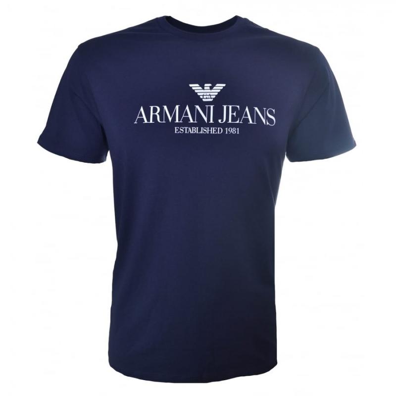 Muži - Pánské triko Armani Jeans C6H6E