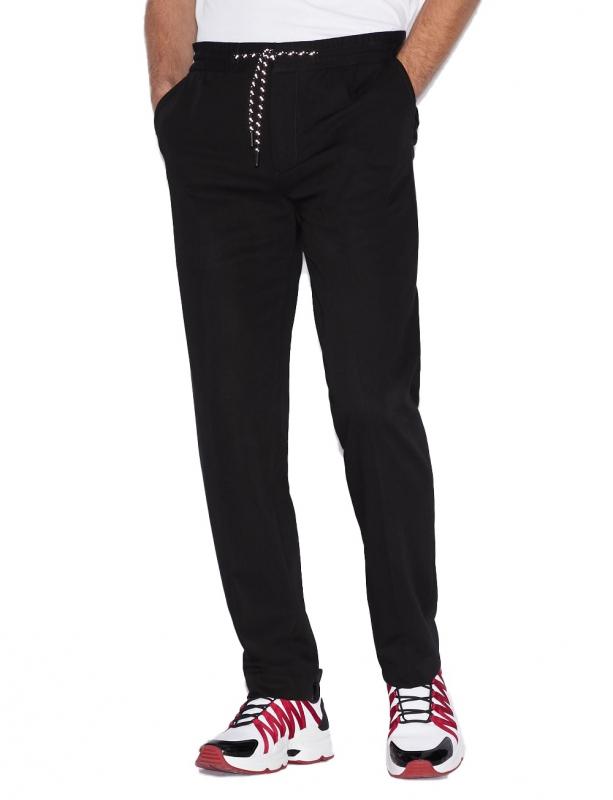 Výprodej až 50% - Pánské kalhoty Armani Exchange 6GZPG5.ZNGIZ