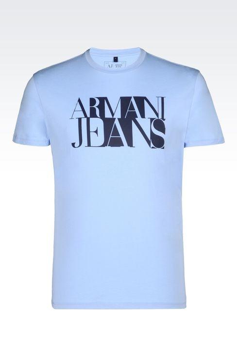 Muži - Pánské triko Armani Jeans C6H72