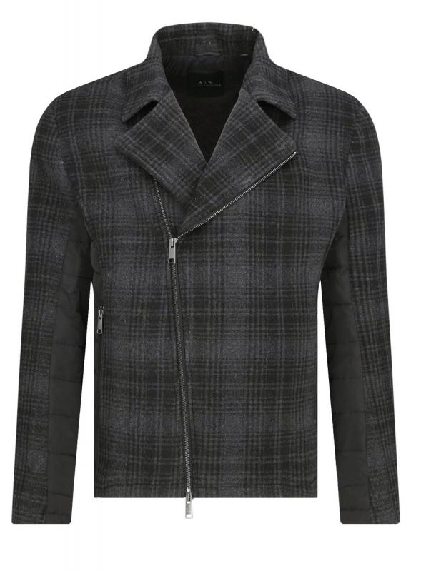 Výprodej až 50% - Pánská bunda Armani Exchange 6GZB07.ZNHZZ