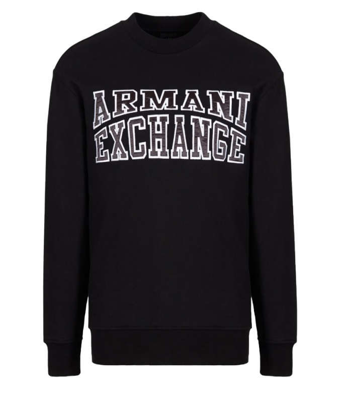 Výprodej až 50% - Pánská mikina Armani Exchange 6GZM99.ZJ1LZ