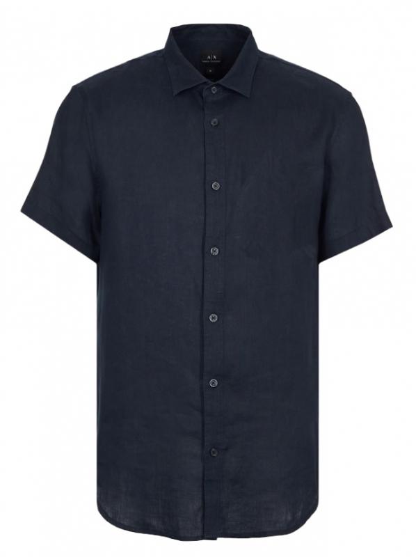 Pro pány - Pánská košile Armani Exchange 6GZC52.ZNHKZ