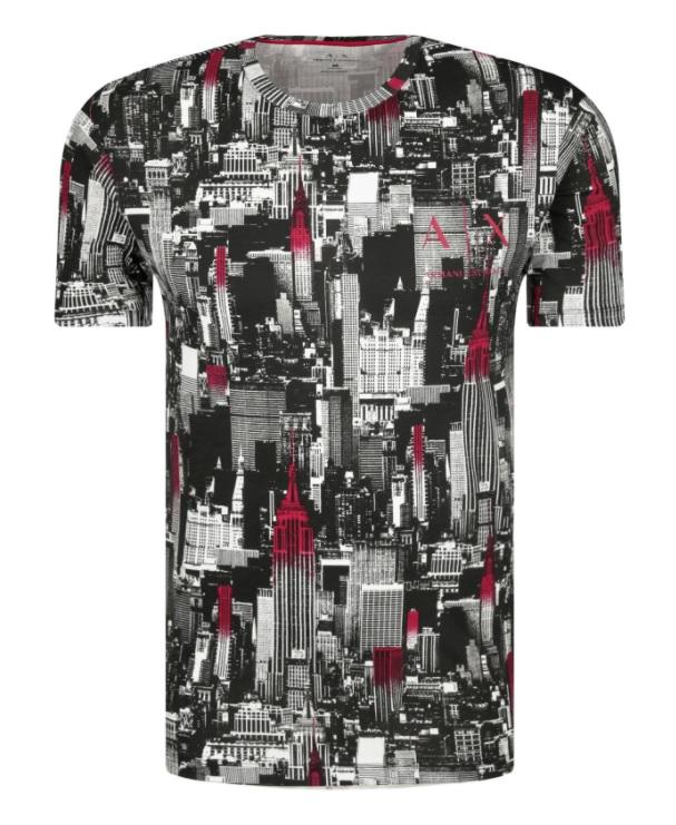 Muži - Pánské triko Armani Exchange 6HZTGA.ZJH4Z