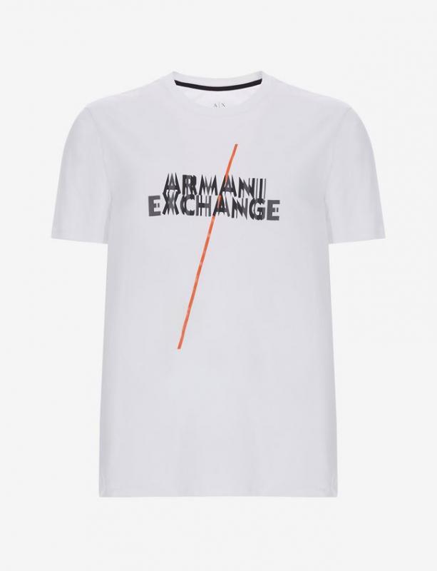 Novinky 2020 - Pánské triko Armani Exchange 3GZTFE.ZJU9Z