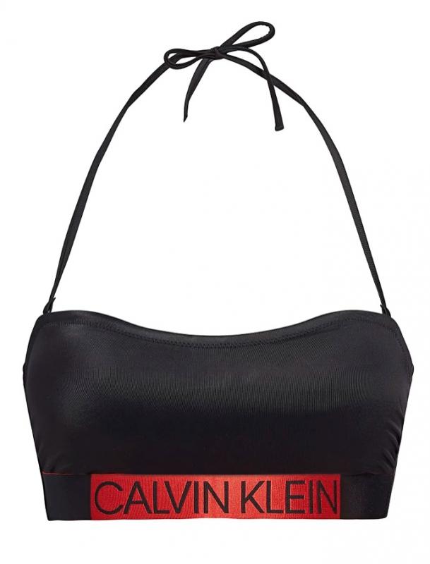 Ženy - Dámské plavky vrchní díl Calvin Klein KW0KW00552