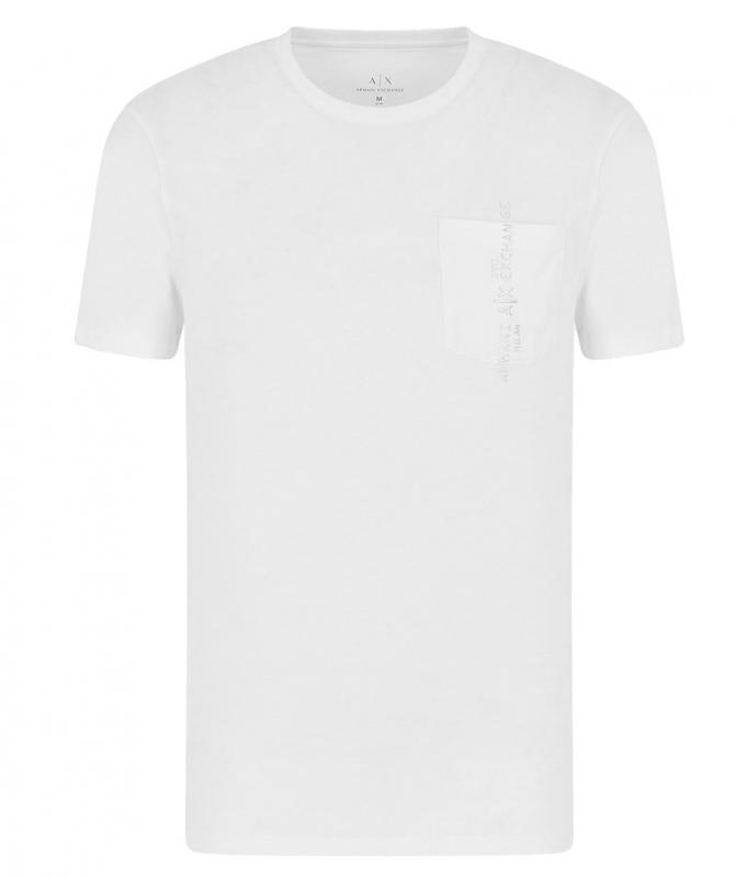 Muži - Pánské triko Armani Exchange 3HZTAC.ZJA5Z