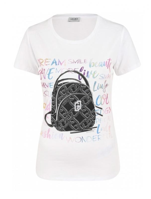 Ženy - Dámské triko Liu-Jo WA0107.J5003