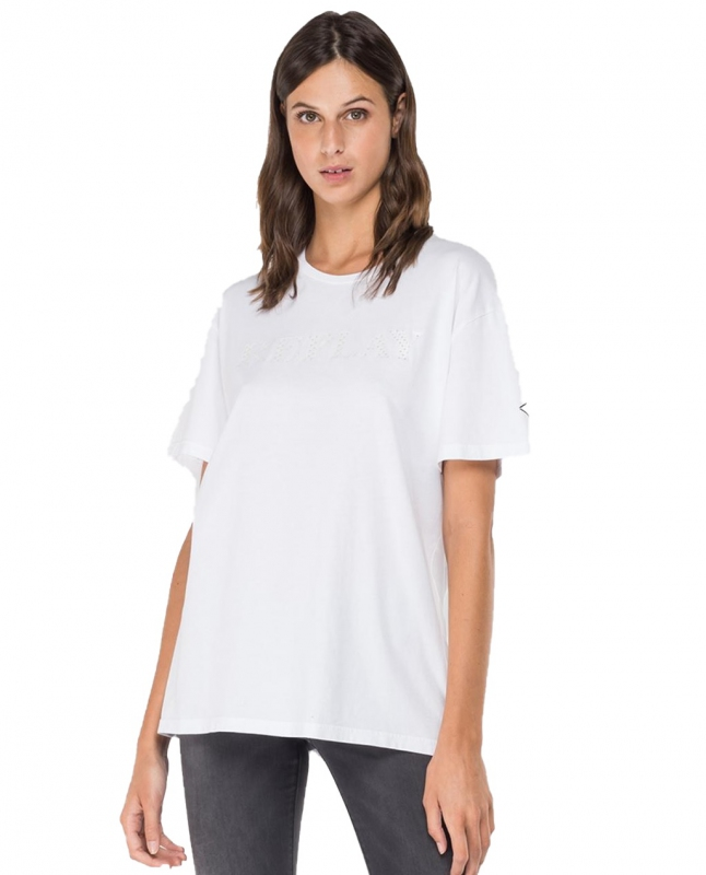 Ženy - Dámské triko Replay W3301C.00023062