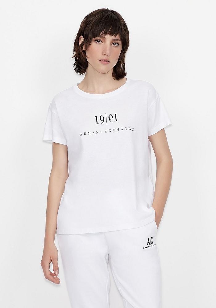 Novinky 2021 - Dámské triko Armani Exchange 6KYTEE.YJ6QZ