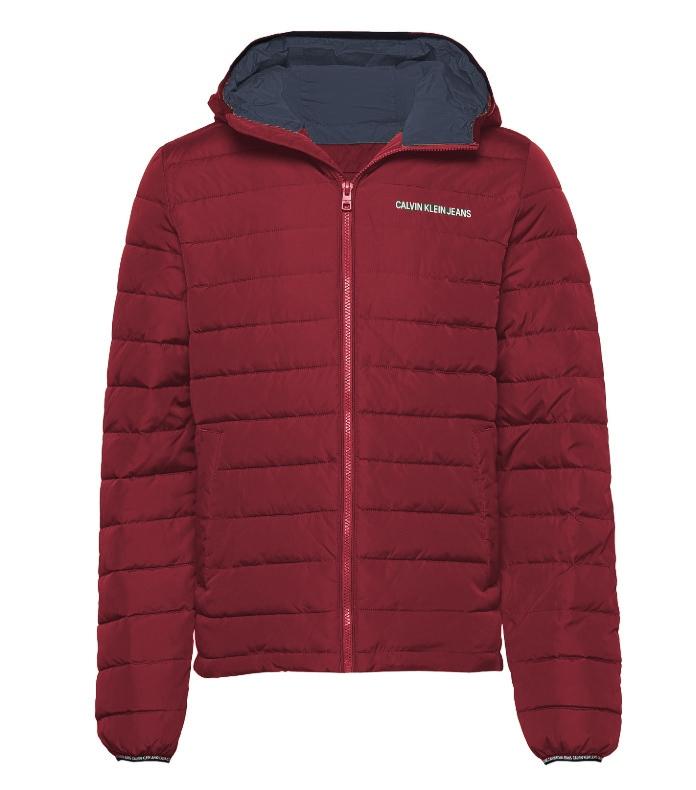 Výprodej až 50% - Pánská bunda Calvin Klein J30J312764