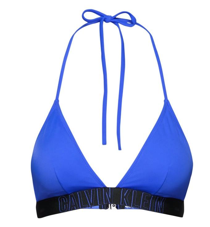 Výprodej až 50% - Dámské plavky vrchní díl Calvin Klein KW0KW0592