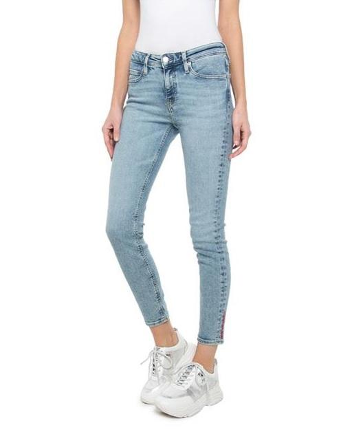 Ženy - Dámské džíny Calvin Klein J20J210153