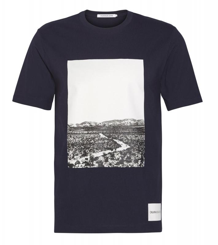 Novinky 2021 - Pánské triko Calvin Klein J30J313682