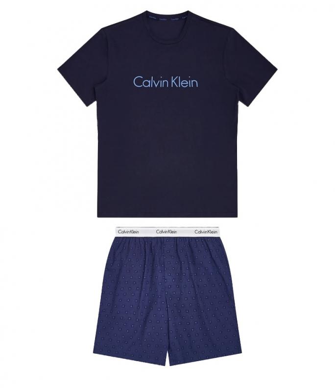 Muži - PÁNSKÉ PYŽAMO Calvin Klein NM1746E