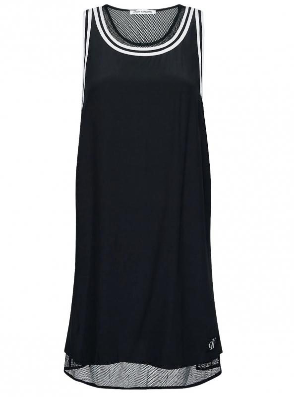 Ženy - Dámské šaty Calvin Klein J20J213646